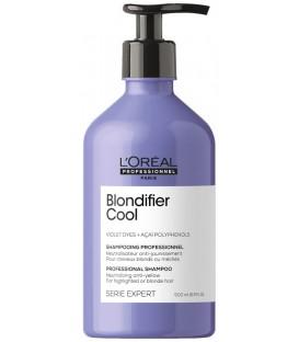L'Oreal Professionnel Serie Expert Blondifier Cool šampūns (500ml)